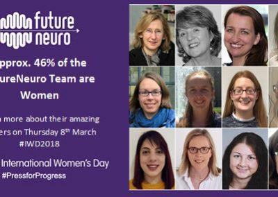 FutureNeuro: Celebrating International Women's Day