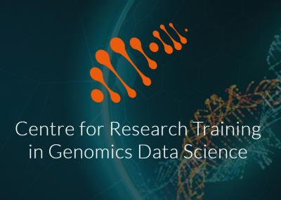 FutureNeuro researchers involved in new SFI Centre for Research Training in Genomics Data Science