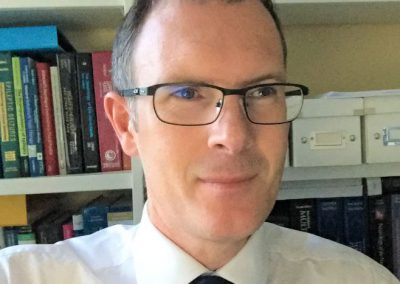 Meet Dr. Danny Costello, Funded Investigator in UCC