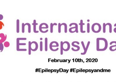 Torie Robinson of Epilepsy Sparks on being an International Patient Advocate