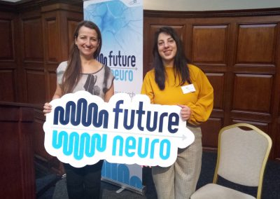 FutureNeuro researchers win best poster at ITiCSE
