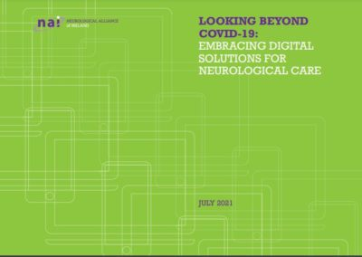 FutureNeuro Contribute to NAI Report on Online Service Provision Across Neurological Care in Response to COVID19