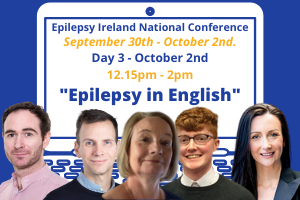 EiE Workshops to Launch at Epilepsy Ireland National Conference